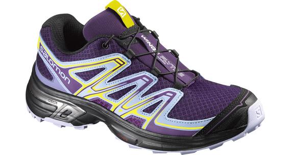 Salomon Wings Flyte 2 Trailrunning Shoes Women cosmic purple/pale lilac/black
